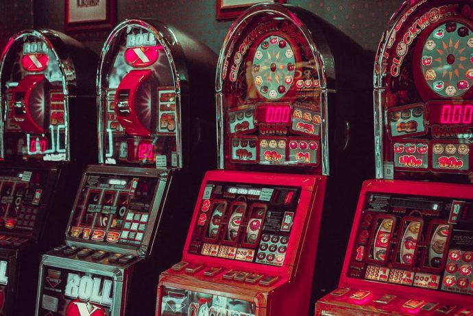 Play the Pragmatic Advantages of Online Slot Machines