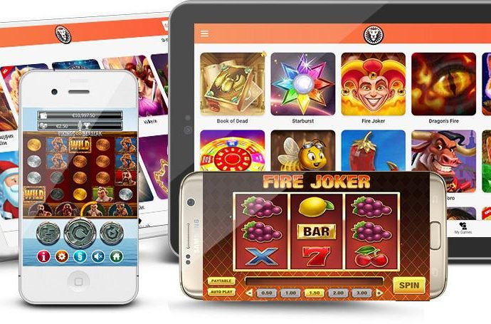Playing Real Money Online Slot Games through Android