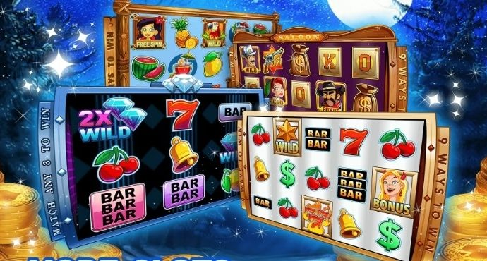 The Reasons That Make Online Slot Machines Famous